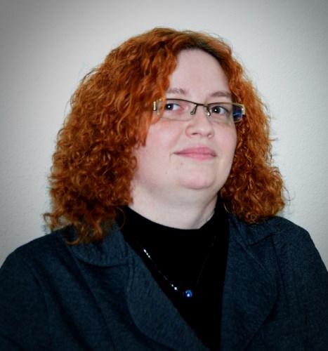 Assistentin Stephanie Breckheimer